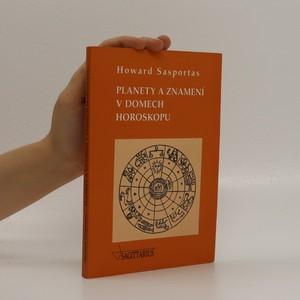náhled knihy - Planety a znamení v domech horoskopu
