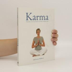 náhled knihy - Karma : praktický návod k pochopení a proměně vlastního osudu