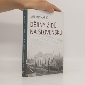 náhled knihy - Dějiny Židů na Slovensku