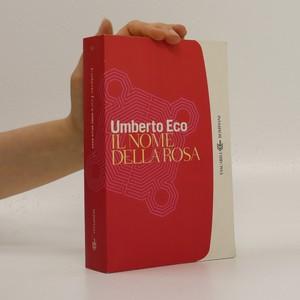 náhled knihy - Il nome della rosa
