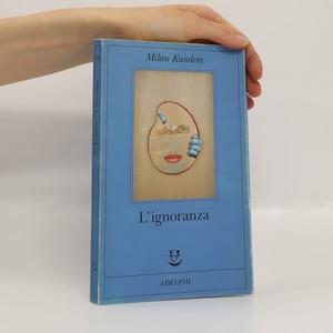 náhled knihy - L'ignoranza
