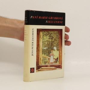 náhled knihy - Paní Marie Grubbová. Niels Lyhne