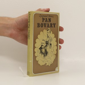 náhled knihy - Pan Bovary