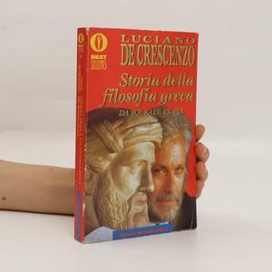 náhled knihy - Storia della filosofia greca