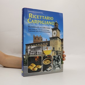 náhled knihy - Ricettario Carpigiano