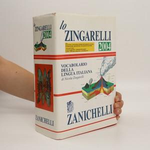 náhled knihy - Lo Zingarelli : vocabolario della linga italiana