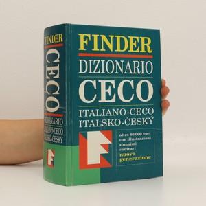 náhled knihy - Dizionario ceco. Italiano-ceco. Italsko-český slovník