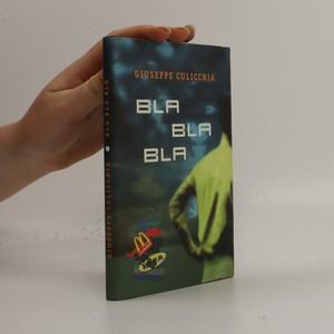 náhled knihy - Bla bla bla
