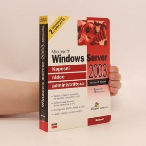 náhled knihy - Microsoft Windows Server 2003 : kapesní rádce administrátora