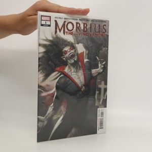 náhled knihy - Morbius. The living vampire