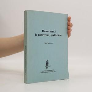náhled knihy - Dokumenty k ústavním systémům
