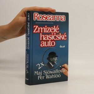 náhled knihy - Roseanna. Zmizelé hasičské auto