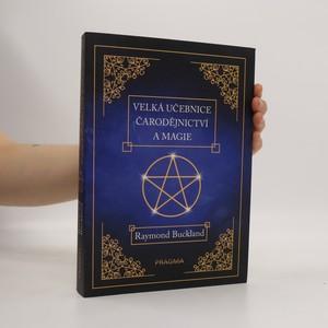 náhled knihy - Velká učebnice čarodějnictví a magie