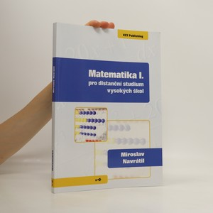 náhled knihy - Matematika I. : pro distanční studium vysokých škol