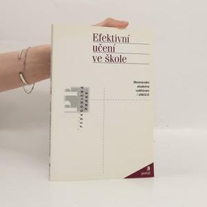 náhled knihy - Efektivní učení ve škole