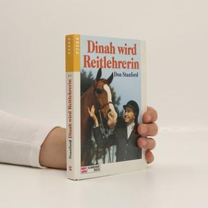 náhled knihy - Dinah wird Reitlehrerin