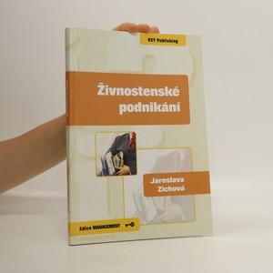 náhled knihy - Živnostenské podnikání