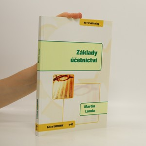 náhled knihy - Základy účetnictví