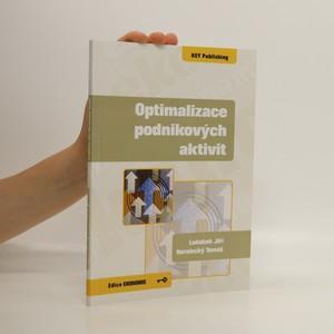 náhled knihy - Optimalizace podnikových aktivit