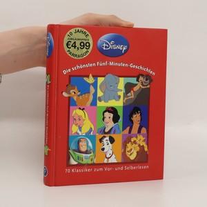 náhled knihy - Disney - Die schönsten Fünf-Minuten-Geschichten