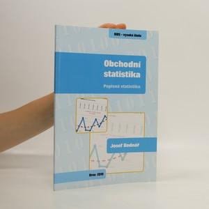 náhled knihy - Obchodní statistika (popisná statistika)
