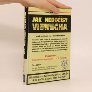 náhled knihy - Jak nedočíst Viewegha