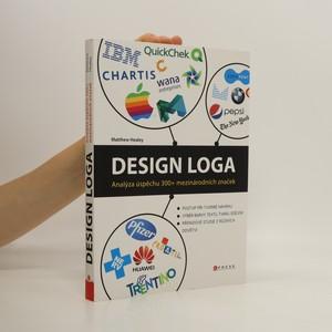 náhled knihy - Design loga. Analýza úspěchu 300+ mezinárodních značek