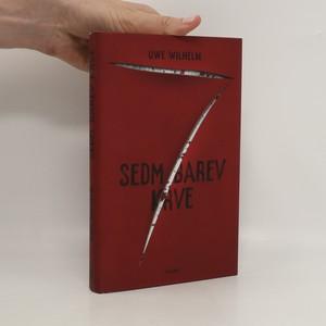 náhled knihy - Sedm barev krve