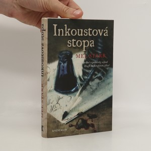 náhled knihy - Inkoustová stopa