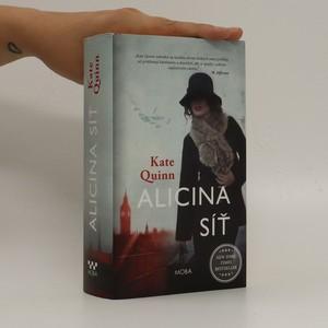 náhled knihy - Alicina síť