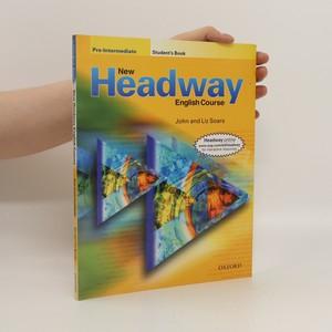 náhled knihy - Headway English Course Pre-Intermediate. Učebnice a pracovní sešit.