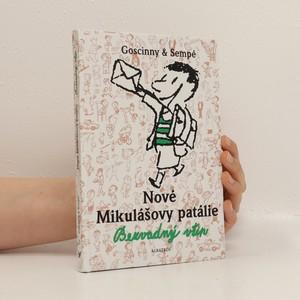 náhled knihy - Nové Mikulášovy patálie. Bezvadný vtip