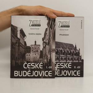 náhled knihy - České Budějovice (2 svazky)