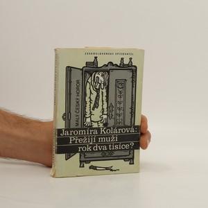 náhled knihy - Přežijí muži rok dva tisíce?