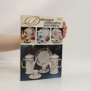 náhled knihy - Dekorace užitkového porcelánu