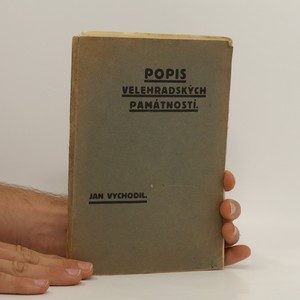 náhled knihy - Popis velehradských památností