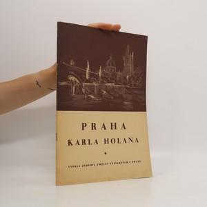 náhled knihy - Praha Karla Holana.