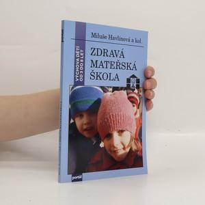 náhled knihy - Zdravá mateřská škola