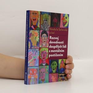 náhled knihy - Rozvoj dovedností dospělých lidí s mentálním postižením