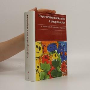 náhled knihy - Psychodiagnostika dětí a dospívajících