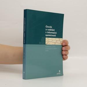 náhled knihy - Člověk a vzdělání v informační společnosti