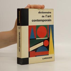 náhled knihy - Dictionnaire de l'art contemporain