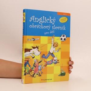 náhled knihy - Anglický obrázkový slovník pro děti