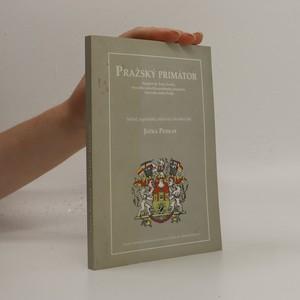 náhled knihy - Pražský primátor