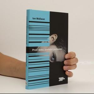 náhled knihy - První láska, poslední pomazání