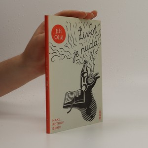 náhled knihy - Život je nuda