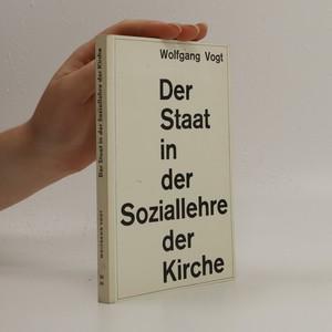 náhled knihy - Der Staat in der Soziallehre der Kirche