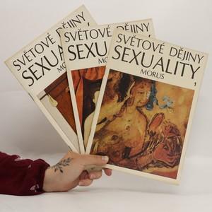 náhled knihy - Světové dějiny sexuality I.- III.