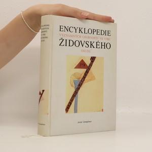 náhled knihy - Encyklopedie významných osobností ve víru židovského osudu