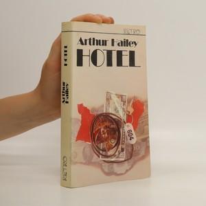 náhled knihy - Hotel (slovensky)